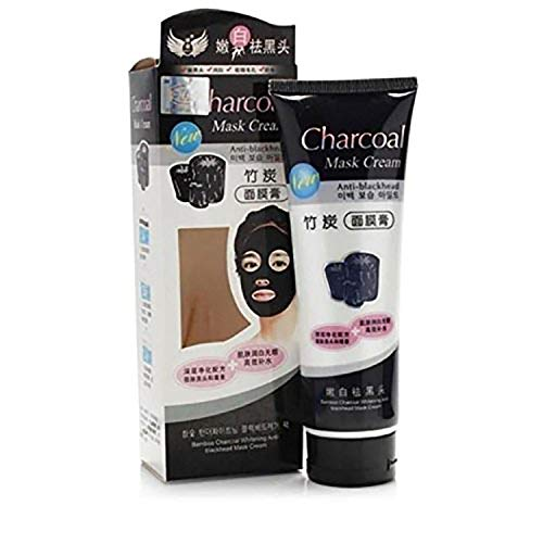 Sunshine Charcoal Oil Control Anti-Acne Deep Cleansing Blackhead Remover, Peel Off Mask for man & Woman.
