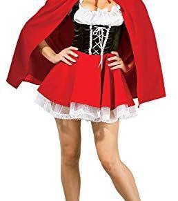 Rubies 2 888626 M - Disfraz de Caperucita Roja, talla M