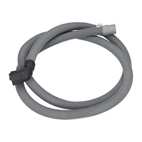 Lavastoviglie a tubo flessibile di scarico per AEG Electrolux 117368030 2,25m