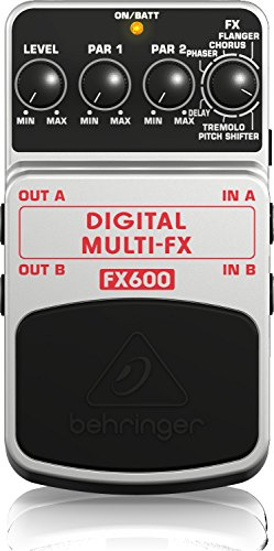 Behringer FX600 Digital Multi-Effects Pedal