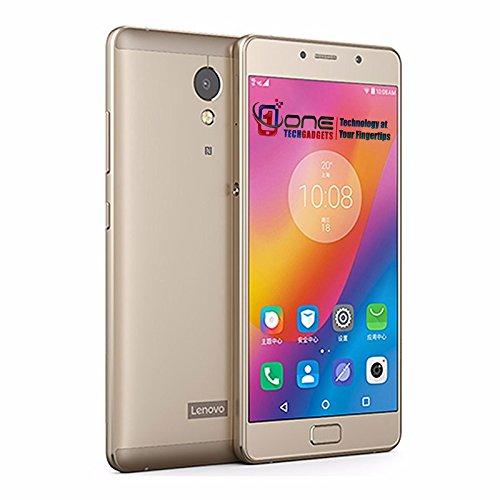 Lenovo Vibe P2 Dual SIM Smartphone 4G LTE 5.5 inch 4GB RAM 64GB ROM 5100mAh Android 6.0_Gold