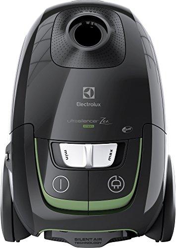 Electrolux EUS8GREEN Aspirapolvere con Sacco Ultrasilencer, Silent Zen, Aspirazione AeroPro,...