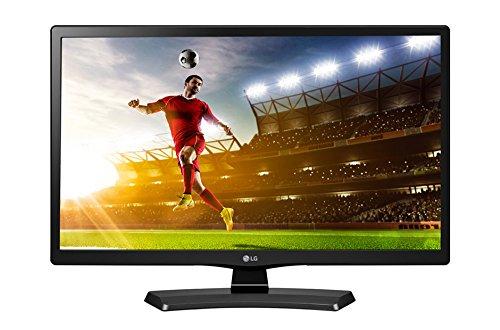 LG 24MT48DF-PZ 23.6Zoll HD ready - LED-Fernseher (HD ready, 16:9, 1366 x 768, 480i, 480p, 576i, 720p, 1080i, 1080p, 1000:1, 5000000:1)