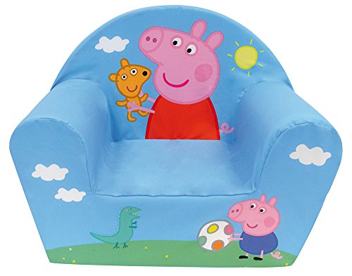 FUN HOUSE - 712465 - Peppa Pig - Sedia - Club Bambino