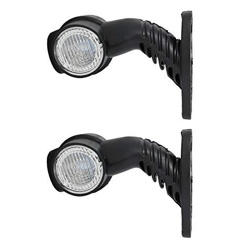 8 X LED 12 V/24 V rimorchio/veicolo Luci di delimitazione.