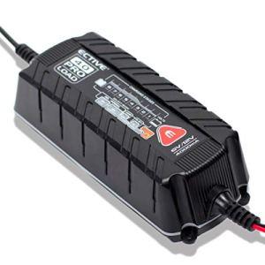 ECTIVE PROLOAD | Ladegerät für Auto-/Motorrad-Batterie | 2 Varianten: 4A und 8A | PKW-Ladegerät, KFZ-Ladegerät, Universal-Batterie-Ladegerät 2