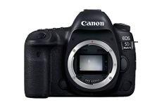 Canon EOS 5D Mark IV Cuerpo de la cámara SLR 30.4MP CMOS 6720 x 4480Pixeles Negro - Cámara Digital (30,4 MP, 6720 x 4480 Pixeles, CMOS, 4K Ultra HD, 800 g, Negro)