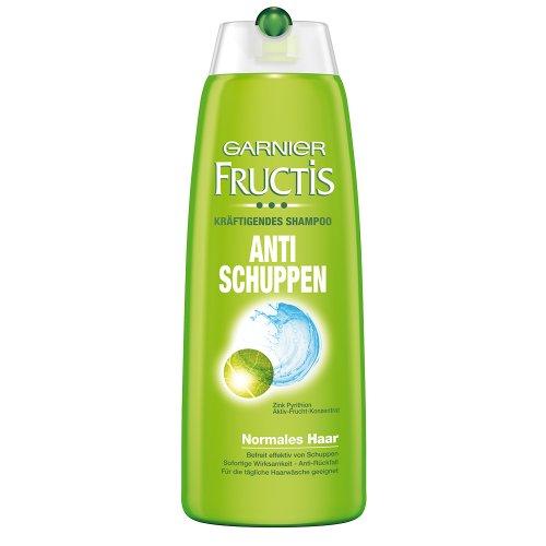 garnier fructis kr ftigendes anti schuppen shampoo. Black Bedroom Furniture Sets. Home Design Ideas