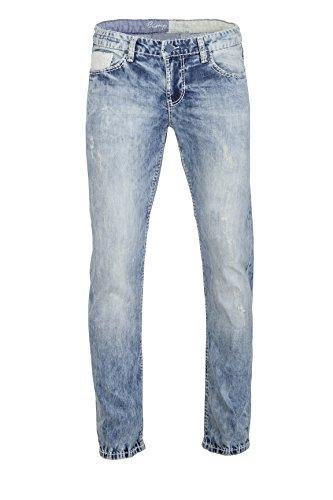 Camp David Herren Jeans Skinny BR:AD:R615 Tight Leg Regular FIT,...