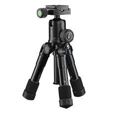 Mantona 21182 tripode Digitales / cámaras de película 3 pata(s) Negro - Trípode (Digitales / cámaras de película, 5 kg, 3 pata(s), 49,5 cm, Negro, Sistema de bloqueo por giro Twist Lock o Sistema de cierre tipo rosca Twist Lock)