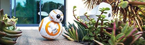 Sphero BB-8 Droide Interattivo Star Wars, Luci LED Incluse, Portata Bluetooth Fino a 30 Metri,...
