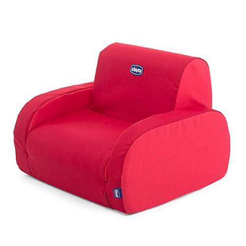 Chicco 04079098700000 Poltroncina Chicco Twist, Rosso