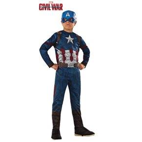 Generique - Disfraz Capitán América clásico Civil War - Los Vengadores