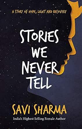 Savi sharma Stories We Never Tell eBook