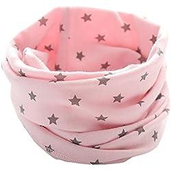 Cuello desmontable rosado