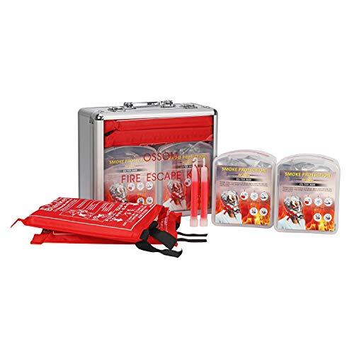 OSSOM Fire Safety Kit (60 Min) 4