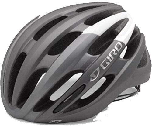 Giro Foray Bike Helmet - Matte Titanium/White Medium