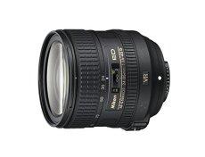 Nikon Nikkor - Objetivo para cámara AF-S 24-85mm f/3.5-4.5G ED VR (SLR, 16/11, Zoom estándar, bayonet), color negro