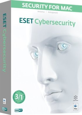 ESET Cybersecurity, 3 User, 1 Year Licence [import anglais]