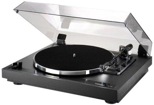 Thorens TD 190-2 Platine tourne disque Noir