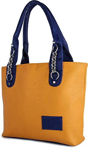 Typify Casual Shoulder Bag Women & Girl's Handbag (Mango)