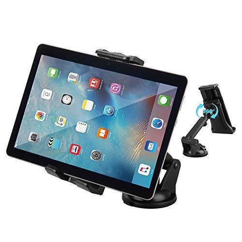 EEEKit Supporto Tablet per Auto, Cruscotto/Parabrezza Porta Cellulare da Auto, Adatto per telefoni e...