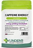 Caféine Comprimés 100 x 200mg capsules haute Strenth (énergie / alimentation)