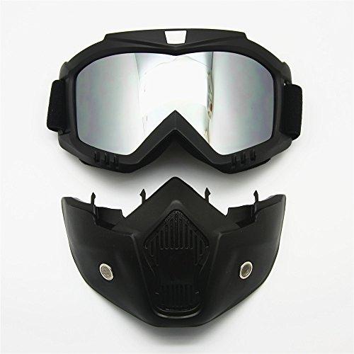Gafas para moto Máscara desmontable, Harley