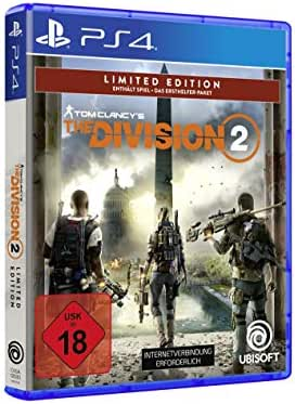 Tom Clancy's The Division 2 Limited Edition - [PlayStation 4]