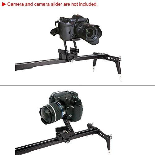 Andoer Aluminum Alloy Camera Z Flex Tilt Head Load 3KG / 6.6Lbs