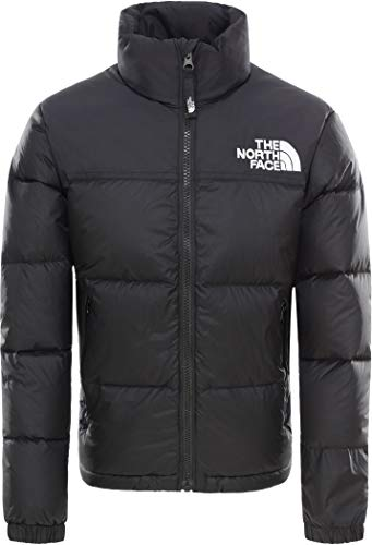 The North Face Y Retro Nuptse Piumino Black (M)