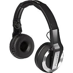 "Pioneer HDJ-500-K auricular - Auriculares (Negro, Circumaural, 3.5 mm (1/8""), 5-28000 Hz, Dinámico, Diadema)"