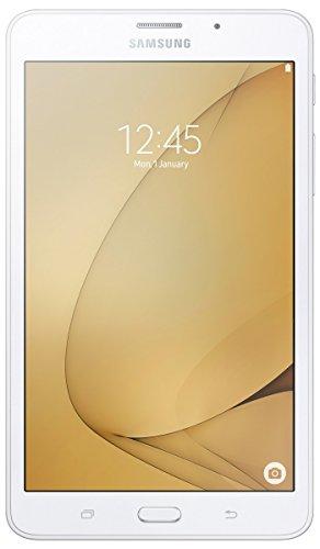 Samsung Galaxy Tab A 7.0 Tablet (7 inch, 8GB, Wi-Fi + 4G LTE + Voice Calling), White