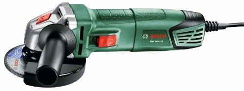Bosch Winkelschleifer PWS 700-115, Handgriff (700 W, im Koffer)