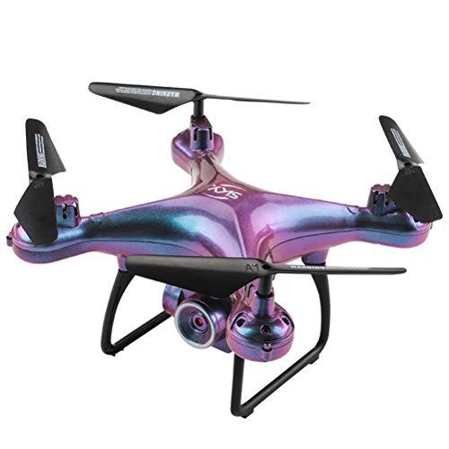 AimdonR Drone radiocomandato colorato HD Antenna, Controllo vocale, Pressione dell'Aria, Altezza...