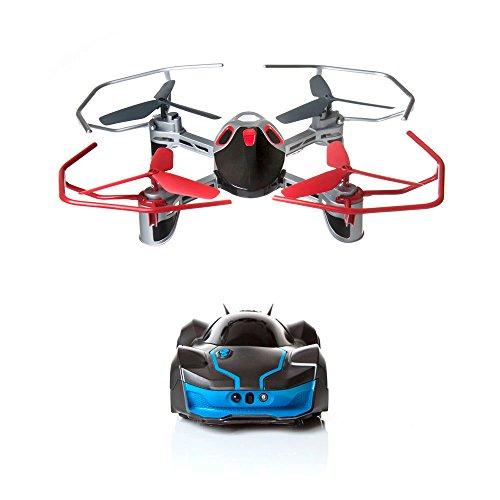 WowWee - 0442 - REV Air, ferngesteuertes Auto und Quadrokopter mit künstlicher Intelligenz