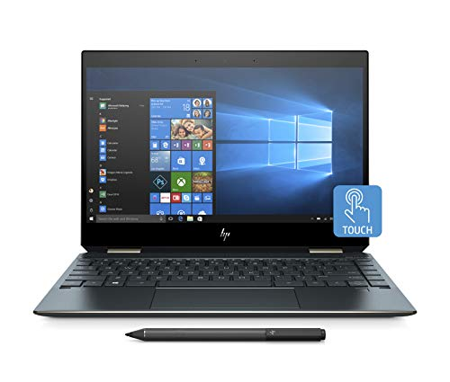 HP Spectre x360 13-ap0013nl Notebook Convertibile, i7 8565U, RAM 16 GB, SSD 512 GB, Schermo 13'...