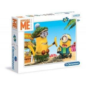 Clementoni - Minions 353008403 Puzzle 60 Pieces
