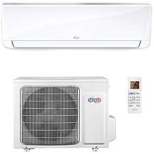 Argo ECOWALL 9000 Climatizzatore Fisso Monosplit, Dc Inverter, 0 V, Bianco, Btu/h