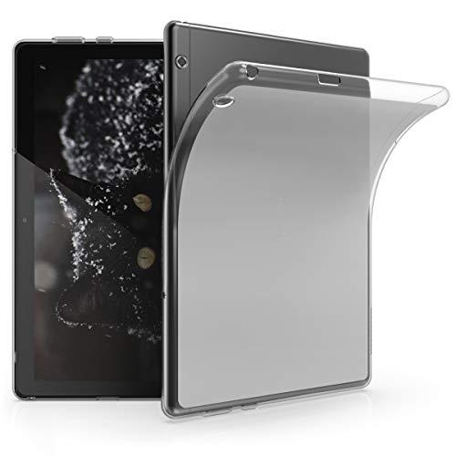 kwmobile Huawei MediaPad T5 10 Cover - Custodia Tablet in Silicone TPU - Copertina Protettiva Tab -...