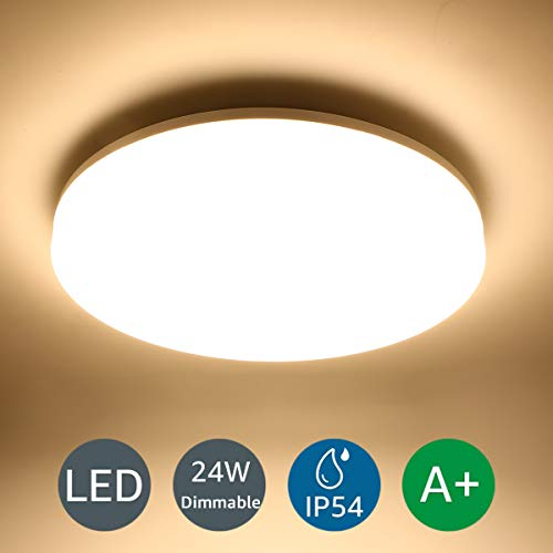 Dimmbare LED Deckenlampe Vergleich - Kaufberatung - [August 2019]