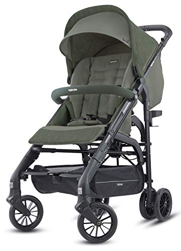 Inglesina Zippy Light Passeggino, Camp Green