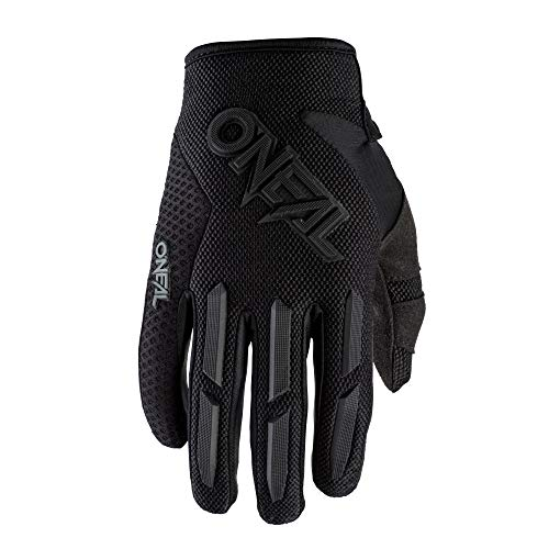 Oneal Element Glove Black M/8,5 Protezioni MX Motocross, Adulti Unisex