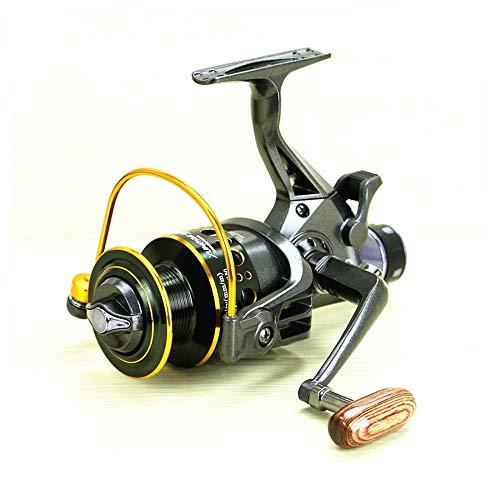 Hifanei Mulinelli da pesca serie 3000 10 + 1BB Mulinello da pesca in metallo Esca per carpa Cast Spinning Mulinello da pesca a mosca