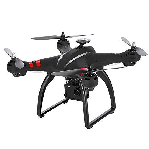 JohnnyLuLu X21 Professionale Doppio GPS RC Drone con Telecamera 3D PTZ Gimbal 1080P HD, quadricottero Senza Fili con Telecomando Fone FPV per fotografi di Aerei