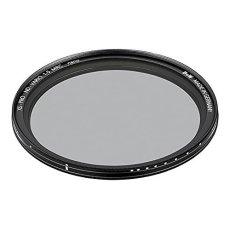 B+W 1082204 - Filtro para cámara, XS-Pro Digital ND Vario MRC Nano, de 55 mm
