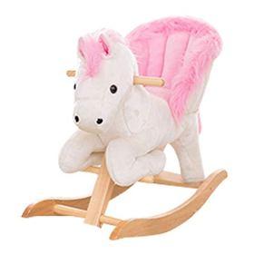 Baby Rocking Horse niñez niños Paseo en Caballo de oscilación temprana Juguetes educativos for niños a Caballo del…