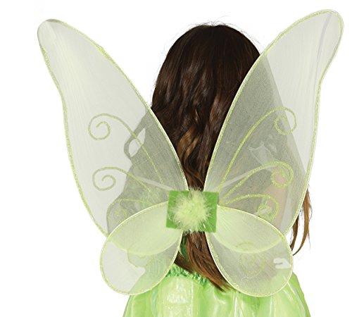 Guirca- Alas mariposa, Color verde, Talla única (16362.0)