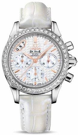 Omega De Ville Co-Axial Chronograph 422.18.35.50.05.001