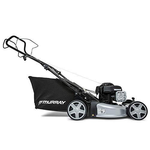 Now this one suits every homeowner with a relatively large garden. Not only because of the budget price point but also because its powered by a reliable engine from Briggs & Stratton.